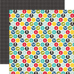 Echo Park - Pirates Life Collection - 12 x 12 Double Sided Paper - Scallywags
