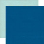 Echo Park - Pirates Life Collection - 12 x 12 Double Sided Paper - Blue