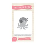Echo Park - Pirates Life Collection - Designer Dies - Pirate Octopus