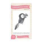 Echo Park - Pirates Life Collection - Designer Dies - Parrot
