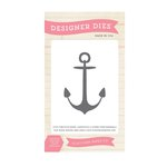 Echo Park - Pirates Life Collection - Designer Dies - Weigh Anchor