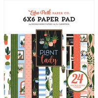 Echo Park - Plant Lady Collection - 6 x 6 Paper Pad