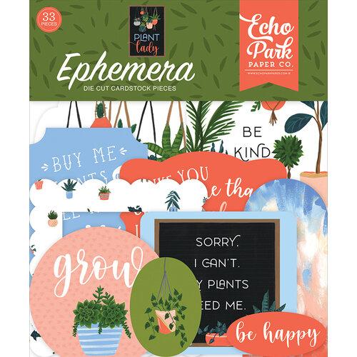 Echo Park - Plant Lady Collection - Ephemera