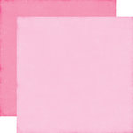 Echo Park - Perfect Princess Collection - 12 x 12 Double Sided Paper - Light Pink