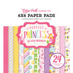 Echo Park - Perfect Princess Collection - 6 x 6 Paper Pad