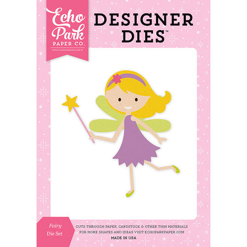 Echo Park - Perfect Princess Collection - Designer Dies - Fairy