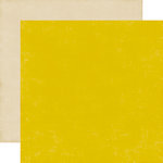 Echo Park - Petticoats and Pinstripes Collection - Boy - 12 x 12 Double Sided Paper - Yellow