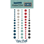 Echo Park - Petticoats and Pinstripes Collection - Boy - Enamel Dots