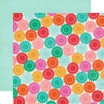 Echo Park - Party Time Collection - 12 x 12 Double Sided Paper - Celebrate