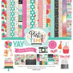 Echo Park - Party Time Collection - 12 x 12 Collection Kit