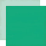 Echo Park - Party Time Collection - 12 x 12 Double Sided Paper - Green