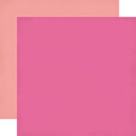Echo Park - Party Time Collection - 12 x 12 Double Sided Paper - Pink