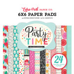 Echo Park - Party Time Collection - 6 x 6 Paper Pad