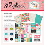 Echo Park - Party Time Collection - My StoryBook - Pocket Page Kit
