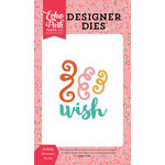 Echo Park - Party Time Collection - Designer Dies - Birthday Streamers
