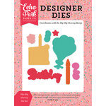 Echo Park - Party Time Collection - Designer Dies - Hip Hip Hooray