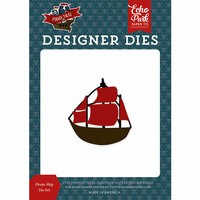 Echo Park - Pirate Tales Collection - Designer Dies - Pirate Ship