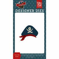Echo Park - Pirate Tales Collection - Designer Dies - Pirate Hat