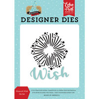 Echo Park - Remember The Magic Collection - Decorative Dies - Firework Wish