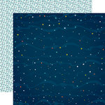 Echo Park - Summer Adventure Collection - 12 x 12 Double Sided Paper - Count The Stars