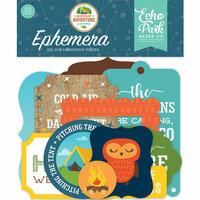 Echo Park - Summer Adventure Collection - Ephemera