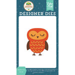 Echo Park - Summer Adventure Collection - Designer Dies - Outdoor Owl