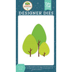 Echo Park - Summer Adventure Collection - Designer Dies - Tree Trio