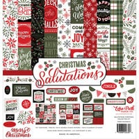 Echo Park - Christmas Salutations Collection - 12 x 12 Collection Kit
