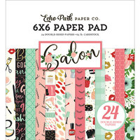 Echo Park - Salon Collection - 6 x 6 Paper Pad