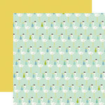 Echo Park - Sweet Baby Boy Collection - 12 x 12 Double Sided Paper - New Arrival