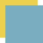 Echo Park - Sweet Baby Boy Collection - 12 x 12 Double Sided Paper - Blue