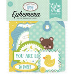 Echo Park - Sweet Baby Boy Collection - Ephemera