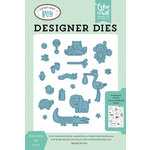 Echo Park - Sweet Baby Boy Collection - Designer Dies - Precious Baby Boy