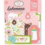 Echo Park - Sweet Baby Girl Collection - Ephemera
