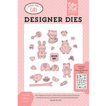 Echo Park - Sweet Baby Girl Collection - Designer Dies - Dream Big Little One