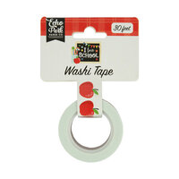 Echo Park - I Love School Collection - Washi Tape - Apples