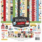 Echo Park - School Rules Collection - 12 x 12 Collection Kit