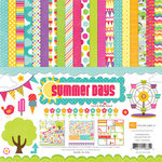 Echo Park - Summer Days Collection - 12 x 12 Collection Kit