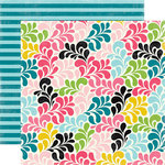 Echo Park - Summer Fun Collection - 12 x 12 Double Sided Paper - Splash Into Summer