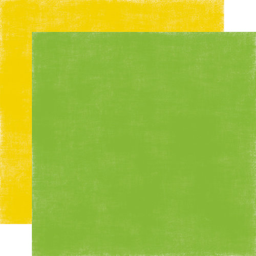 Echo Park - Summer Fun Collection - 12 x 12 Double Sided Paper - Green