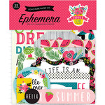 Echo Park - Summer Fun Collection - Ephemera