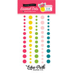 Echo Park - Summer Fun Collection - Enamel Dots