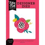 Echo Park - Summer Fun Collection - Designer Dies - Summer Bloom