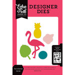 Echo Park - Summer Fun Collection - Designer Dies - Fun in the Sun