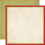 Echo Park - Season's Greetings Collection - Christmas - 12 x 12 Double Sided Paper - Calendar