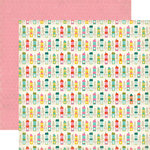 Echo Park - So Happy Together Collection - 12 x 12 Double Sided Paper - Neighbor