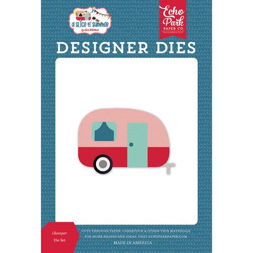Echo Park - A Slice of Summer Collection - Designer Dies - Glamper