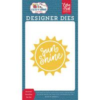 Echo Park - A Slice of Summer Collection - Designer Dies - Summer Sunshine