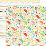 Echo Park - Spring Collection - 12 x 12 Double Sided Paper - Hello Spring