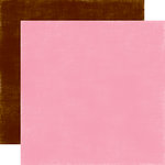 Echo Park - Spring Collection - 12 x 12 Double Sided Paper - Pink